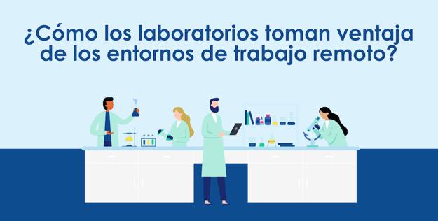 Blog - ¿Cómo los laboratorios toman ventaja de los entornos de trabajo remoto?-01