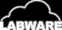 LabWare Cloud White Logo - Laboratory Information Management System