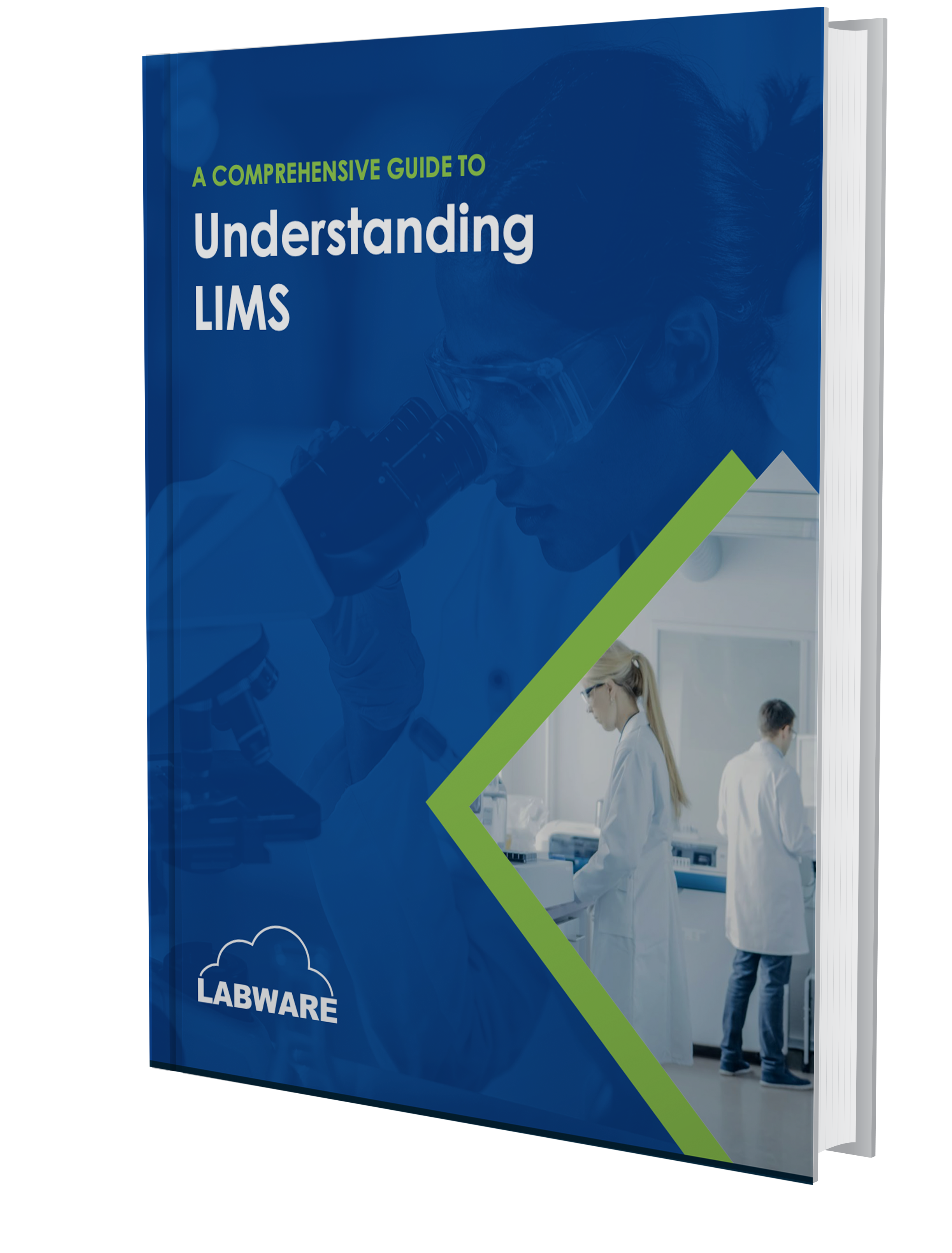 Guide to LIMS Ebook Thumbnail